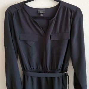 Target - NWOT - Black Shirt Dress